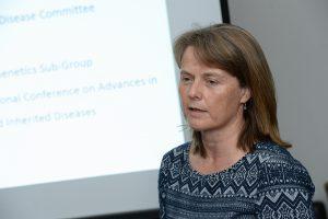 Dr Cathryn Mellersh at BSAVA 2017