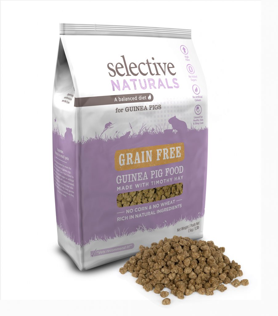 Selective Naturals Grain Free Rabbit Food