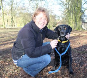 Dr Cathryn Mellersh, head of the Canine Genetics team at the Animal Health Trust