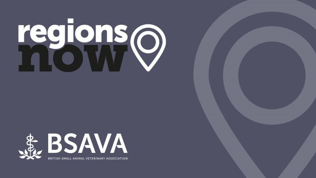 BSAVA Regions Now Volunteers CPD will continue in a virtual format.